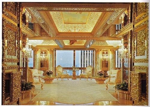 Апартаменты Трампа в Trump Tower