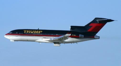 Самолет Дональда Трампа