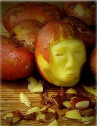 Фотоприкол яблоко