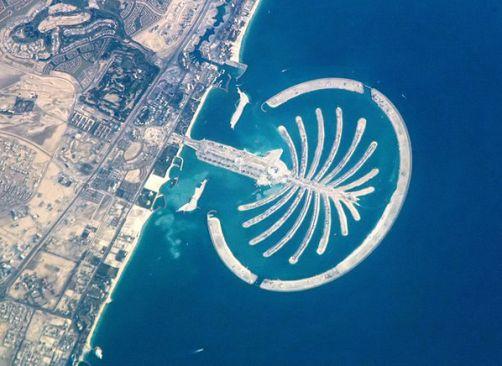 Искусственные острова Дубая - Подумай о себе